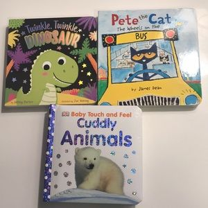 Other - 3 little kids books